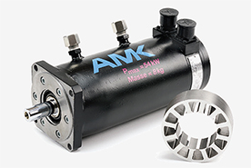 AMK Drives and Controls