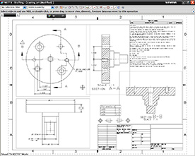 Drafting and 2d design siemens plm software for Online 2d drafting software