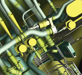 Mechanical Routed Systems Design: Siemens PLM Software