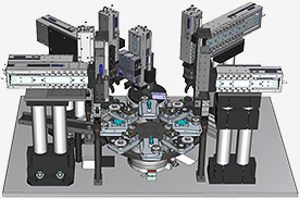 NX - Design - Electromechanical Design - Mechatronics Concept Designer