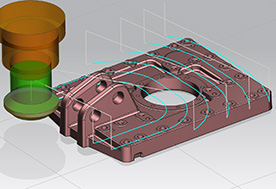 NX - Manufacturing - NX CAM 2.5-Axis Milling
