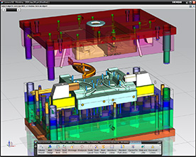 Nx mold design siemens plm software for Advanced molding decoration