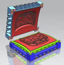 Nx Stamping Die Design Siemens Plm Software