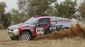 Nissan Rally Raid Team