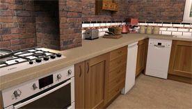 Sheffield Sustainable Kitchens