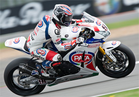 PATA Honda Racing Motorcycle