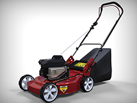 February 2016 Design Contest Winner: Stuart McMichael - Lawn Mower using Solid Edge