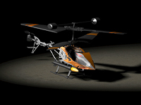 July 2014 Design Contest Winner - Remote-controlled helicopter using Solid Edge software