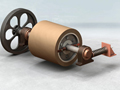 June 2013 Design Contest Winner - Grinding Roller using NX software