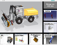 MCAD - Manage CAD Designs, Data and Processes