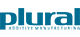 Bronze Sponsor - Plural Additive Manufacturing