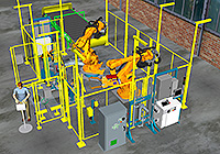 Process Simulate Robotics
