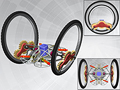 September 2014 Design Contest Winner - Two-wheel gyroscopic robot using NX software