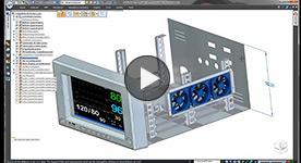 solid edge sheet metal tutorial