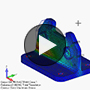 FEA Preprocessing Demos - Solid Edge to Femap Interface