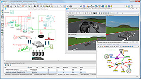 Vehicle Dynamics Simulation: Siemens PLM Software