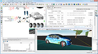 Vehicle Dynamics Control Simulation: Siemens PLM Software