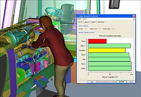 jack il software di simulazione umana di processo