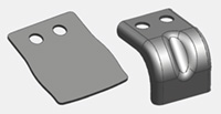 NX - Manufacturing - Tooling & Fixture Design - NX Progressive Die Design - Part Preparation