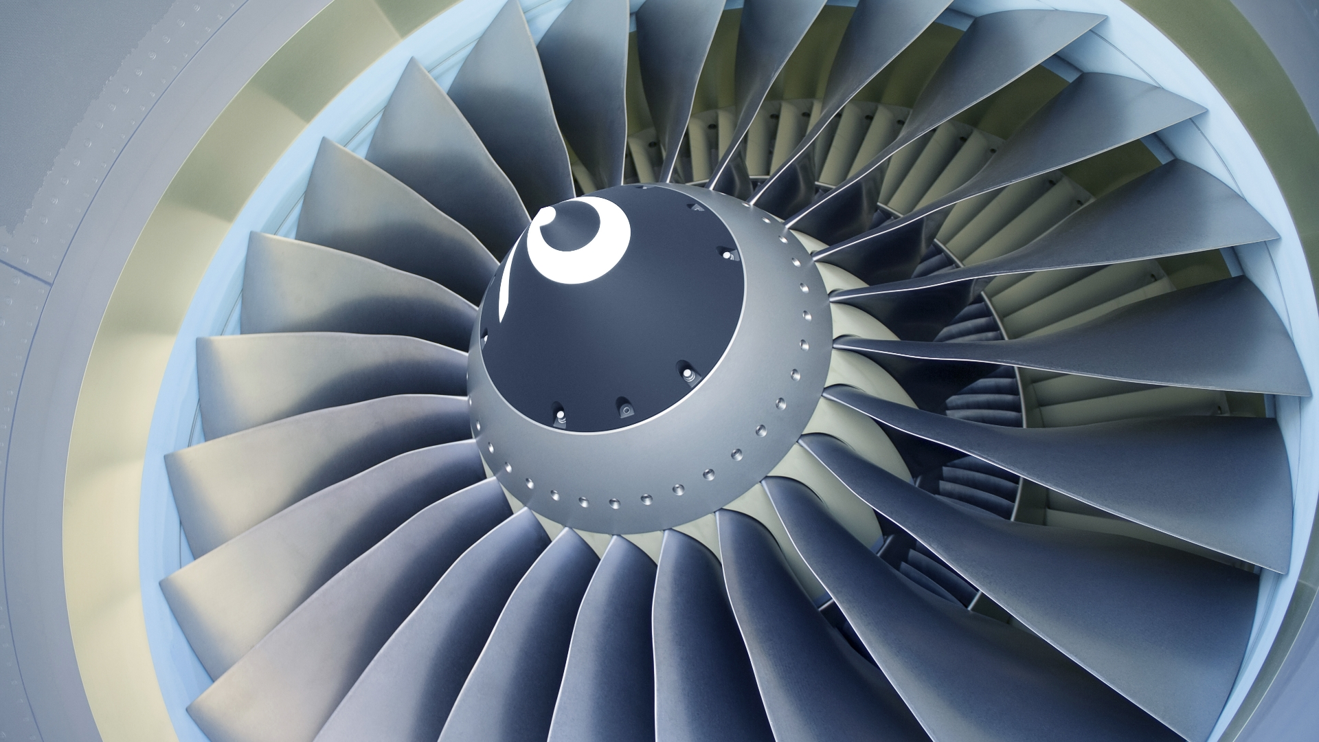 How Simcenter supports aircraft engine thermo-mechanical performance