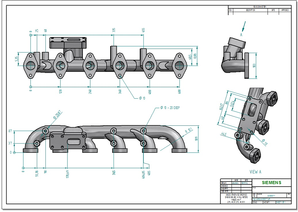 Improve CAD Drawings