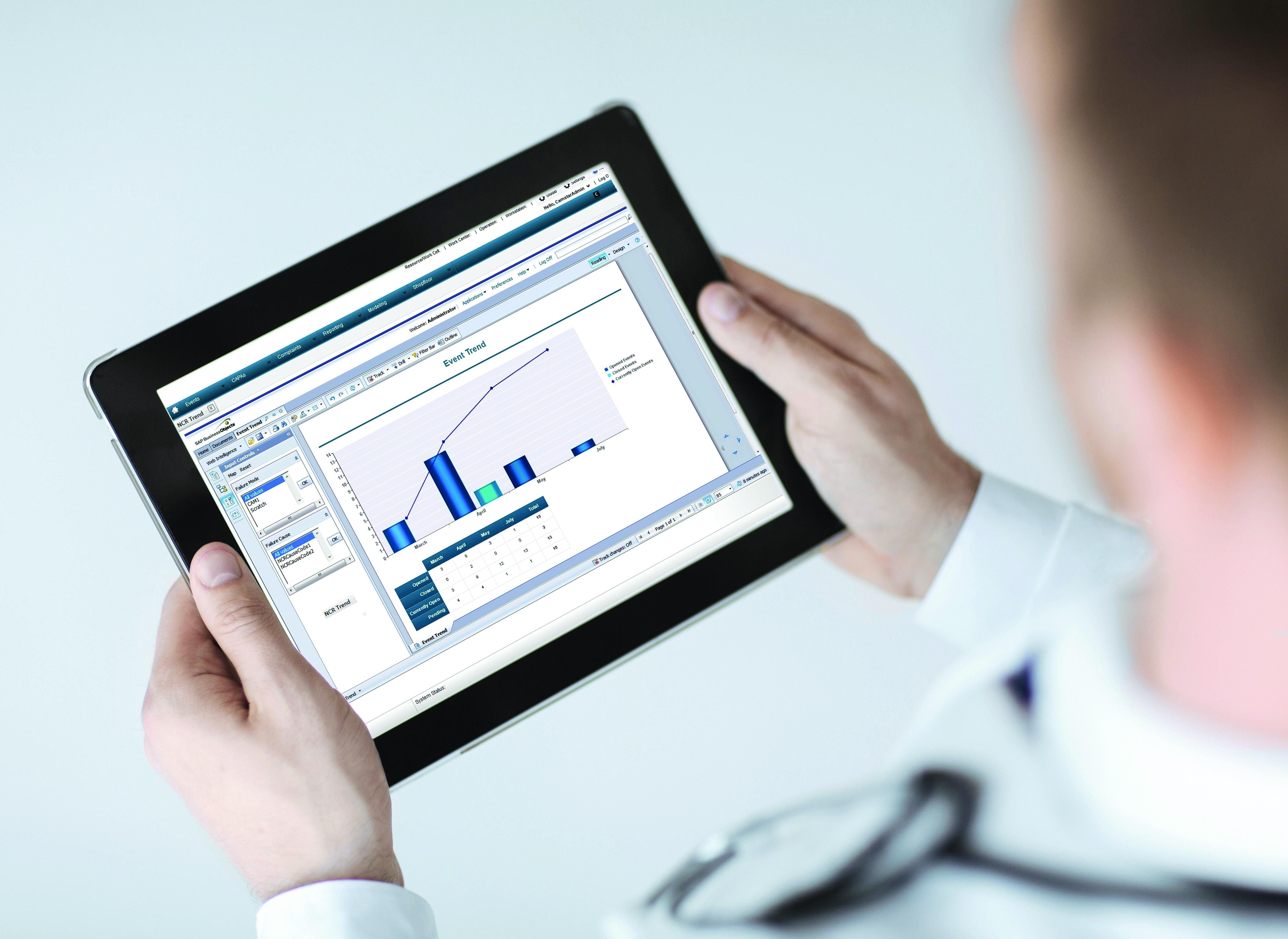 Camstar Medical Device Suite
