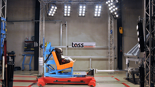 Child Restraint System Testing & Homologation