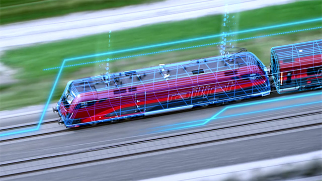 Digital Enterprise Industry Solutions for Rail Systems