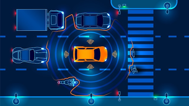 Model-based and data-driven driving strategies for AVs