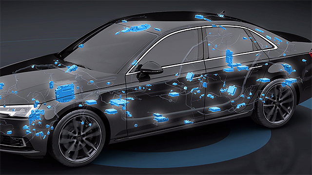 Digital Enterprise Industry Solutions for Automotive OEMs