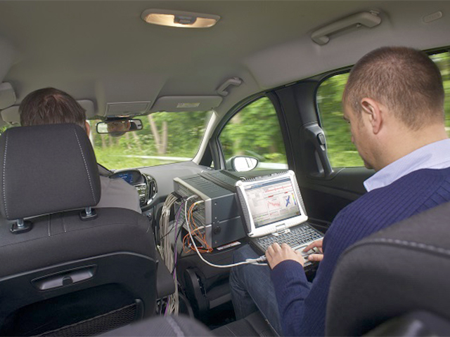 Efficient Road Load Data Acquisition