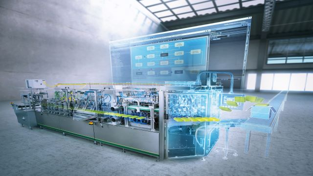 Design Engineers Using the Tools in Siemens Next Generation Software Solution for Industrial Machinery Manufacturers