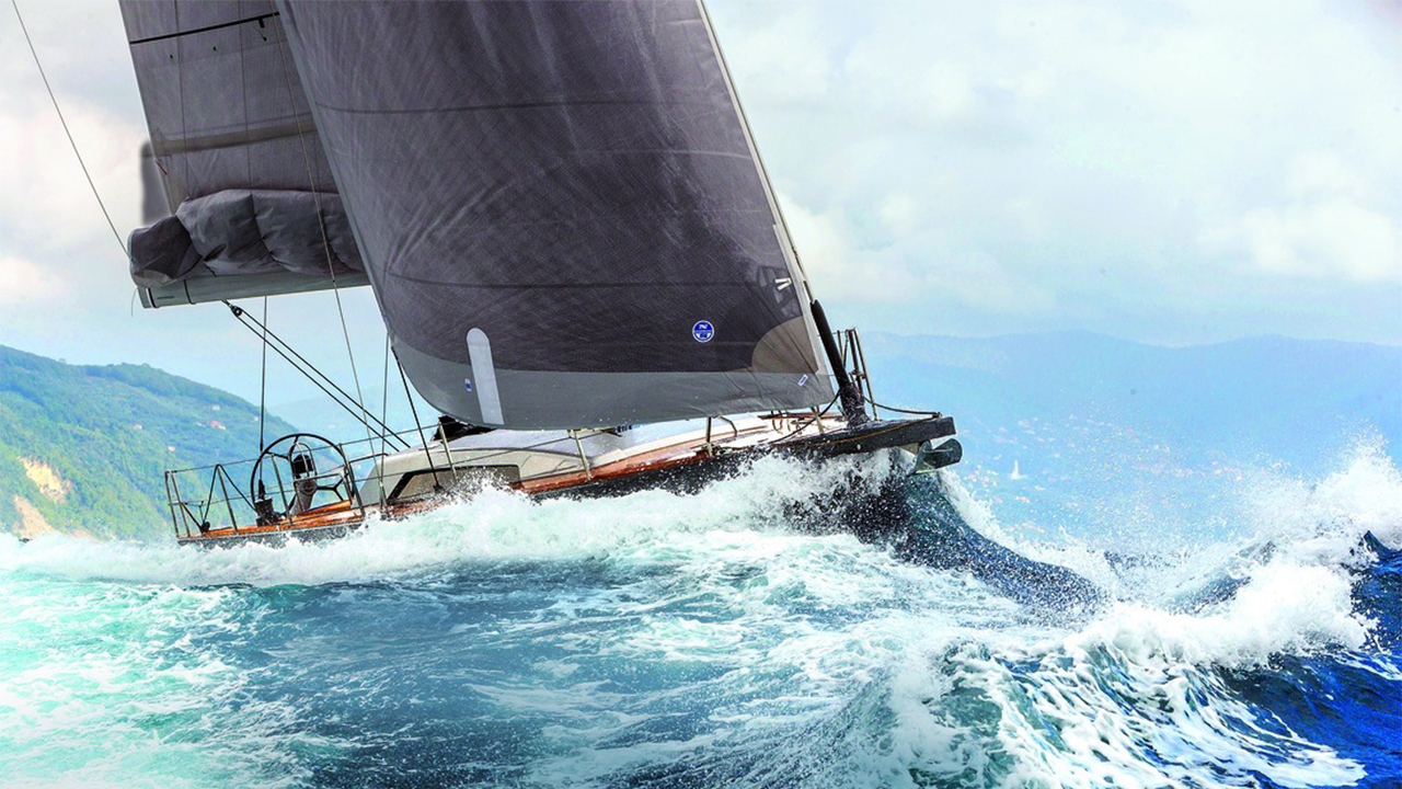 Designing world-class sailing yachts with NX