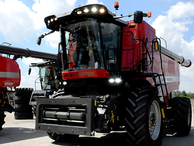 AGCO Corporation – Video zu Anwenderbericht