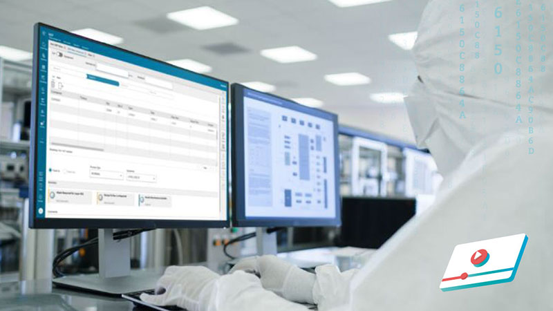 Micron's semiconductor engineer uses Siemens Teamcenter PLM software to drive business value
