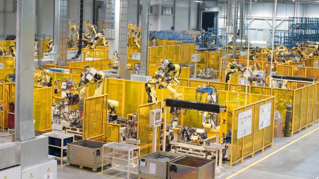 Factory Layout Line Design Optimization Siemens Digital Industries Software