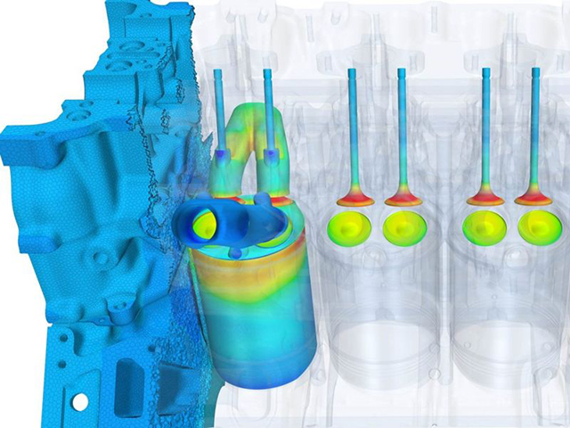 3D CFD for IC Engine Applications