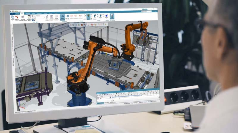 Optimize your Factory with Siemens Line Planning Solutions