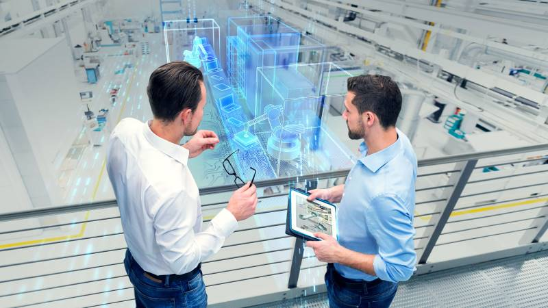 Data-driven manufacturing in the electronics industry