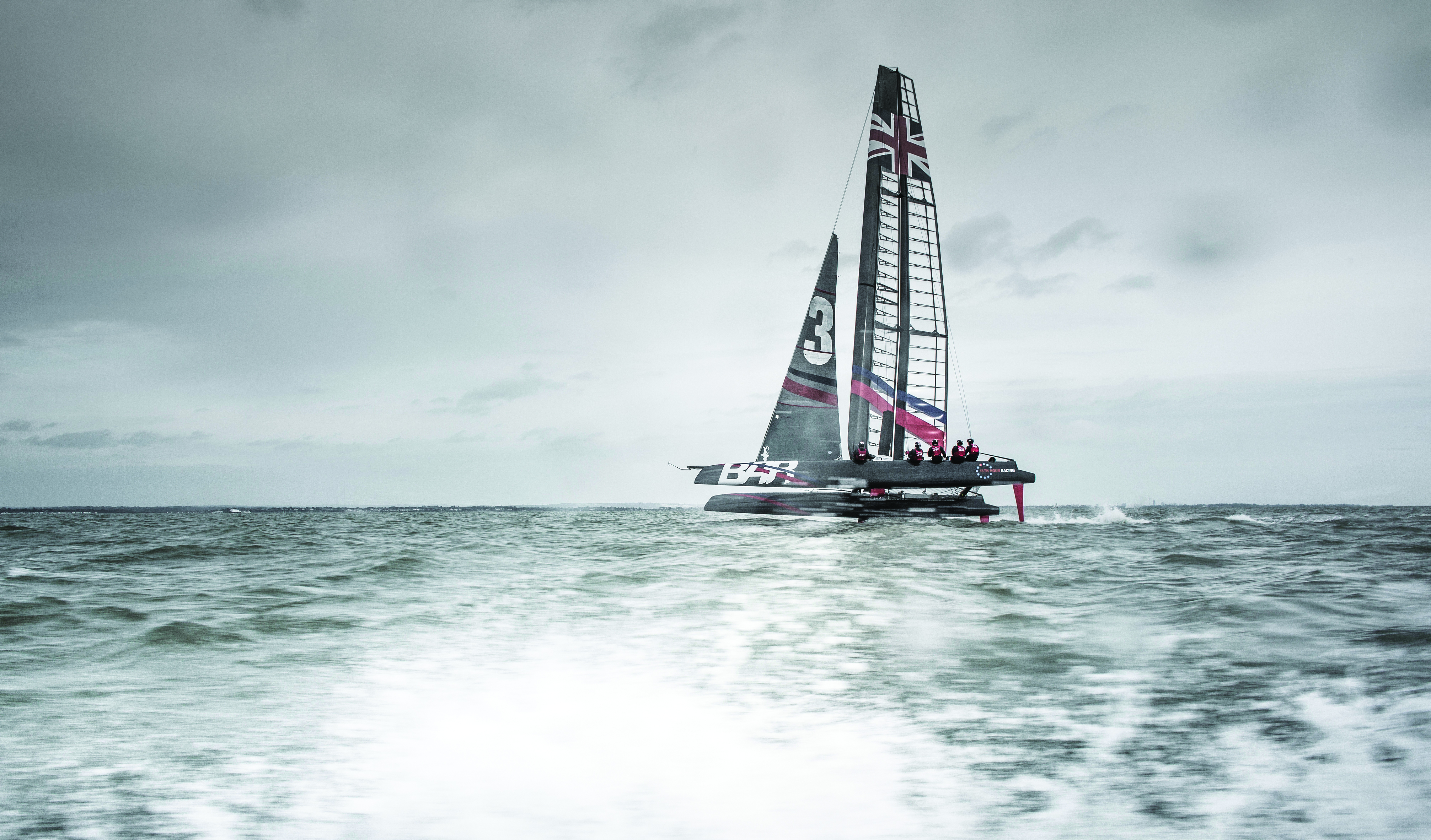 Land Rover BAR uses Siemens Digital Industries Software to help develop a race boat for the 2017 America's Cup