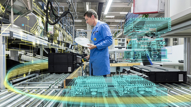 Manufacturing Execution in Electronics Industry