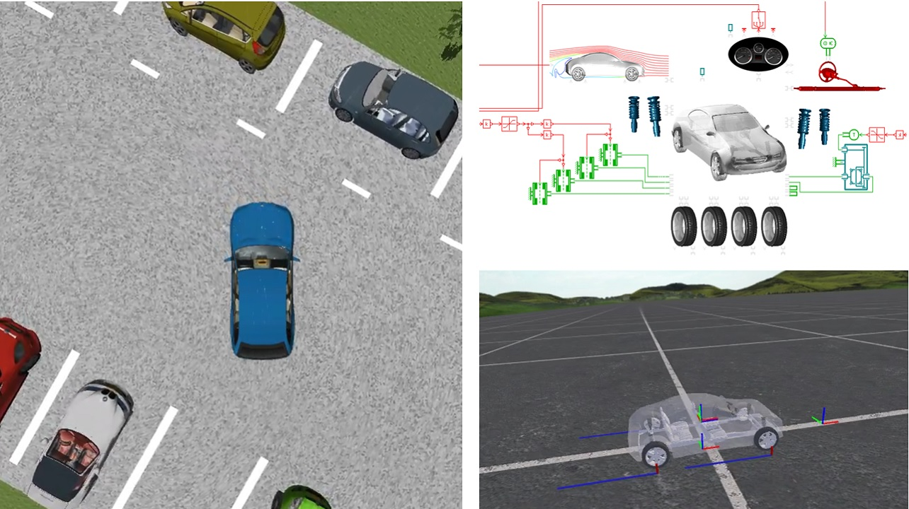 Simcenter Engineering experts demonstrate ADAS virtual validation and testing using co-simulation of Simcenter Amesim and Simcenter Prescan.