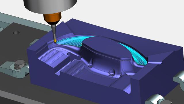 Mold, Die & Electrode Machining