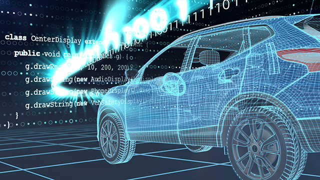 Strategies to build software-rich automotive products