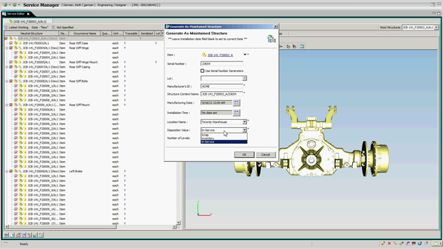Assembly Manufacturing Data & Process Management