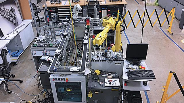 Preparing Students For Mechatronics Engineering Careers With Digital