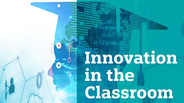 Innovation in the Classroom Podcast