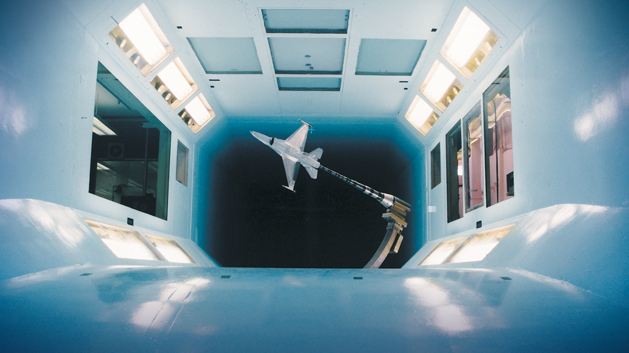 Making product development run like the wind. Allied Aerospace, a manufacturer of wind tunnel models and other flight systems, uses NX to shrink cycle times.
