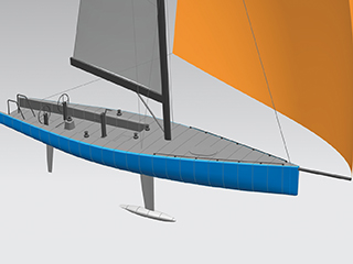 Biscontini Yacht Design