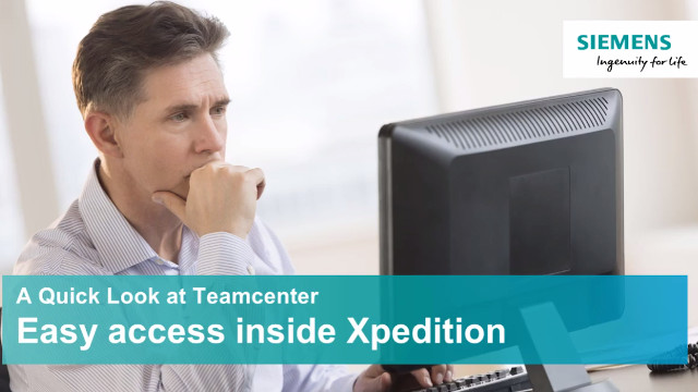See Teamcenter inside Xpedition